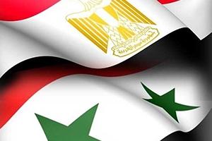 وفد مصري عال المستوى يزور سورية لحضور معرض دمشق الدولي و إجراء لقاءات اقتصادية