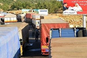 وزير الزراعة اللبناني: نسعى لفتح طريق سوريا نحو الخليج ولقاء مرتقب مع وزير الزراعة السوري!