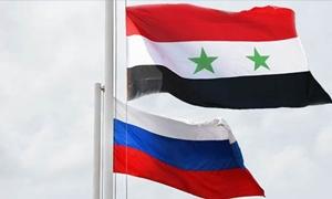 سورية تقدم طلبا لإنشاء منطقة تجارة حرة مع روسيا