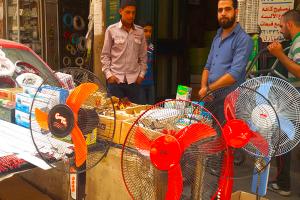 أسعار المراوح في سورية ترتفع 4 أضعاف في عام واحد.. وأرخصها يصل إلى 100 ألف ل.س