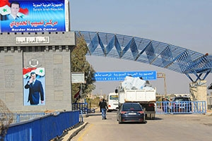 شروط دخول جديدة للمسافرين عبر معبر نصيب جابر الحدود من وإلى سوريا؟