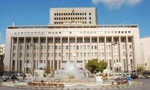 مصرف سوريا  المركزي يعود للعمل بتعهد قطع التصدير