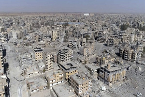 شركة روسية عريقة تدرس فرص المشاركة في إعادة إعمار سوريا