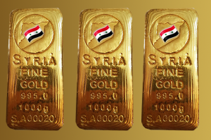 الأونصة الذهبية السورية تتراجع 30% ما قيمته 2 مليون و500 ألف خلال 10أيام..والغرام ينزل 70 ألفاً