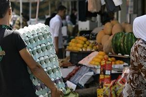 أسعار المواد الغذائية في الأسواق الدمشقية بعد الارتفاع الجنوني للدولار