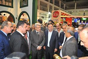 بالصور: بدعم حكومي نجاح كبير لإفتتاح الدورة الأولى لمعرض سيريافود
