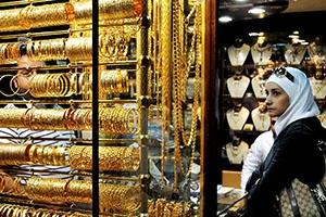 أسعار الذهب في سورية ترتفع بنحو 10.50% منذ بداية العام 2017.. ودولار الذهب يتراجع للمرة الأولى 3.5%