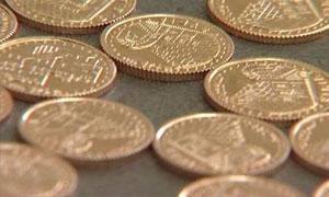 فيديو:تنامي الطلب على الليرة السورية الذهبية في ظل الأزمة الاقتصادية