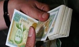 تقرير: 14 ألف ليرة متوسط الدخل الشهري في سورية وراتب القطاع العام يتفوق على الخاص