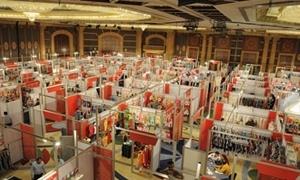 بمشاركة 120 شركة سورية إنطلاق معرض
