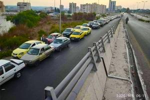 وزارة النفط: أزمة البنزين قد تستمر لأكثر من أسبوعين