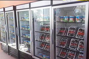 وزارة الزراعة تفتتح أول صالة بدمشق لبيع منتجات الألبان والأجبان بأسعار منافسة