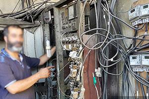 منشأت صناعية و تجارية كبرى في سورية تواصل سرقة الكهرباء.. ومطالبات برفع العقوبة للسجن
