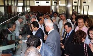أحمد دياب: 324 مليار ليرة حجم ودائع التجاري و150% نسبة السيولة بالقطع الأجنبي