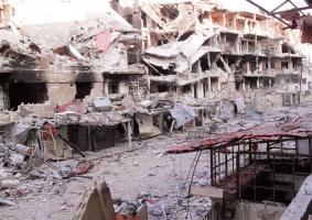 رئيس البنك الدولي: 180 مليار دولار تكلفة إعادة الإعمار في سورية