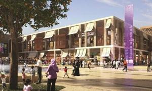 بالصور: سيريا مول و9 مراكز تسوق جديدة قادمة الى المنطقة