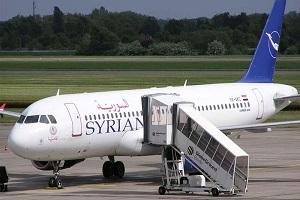 السورية للطيران: طائراتنا لا تهبط ولا تقلع من المطارات اللبنانية ولا علم لنا بقرار منع الوقود عنها