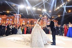 حفلات الأعراس بتكاليف خيالية.. وسوريا قريباً (كوكب زمردة للبنات فقط)