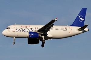 الطيران السوري يتكبد خسائر جراء إغلاق جورجيا مجالها الجوي أمام الطيران المدني السوري