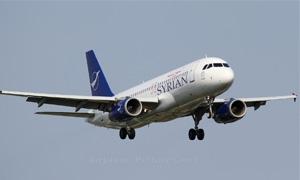 مؤسسة الطيران السورية تعدل سعر تذكرة