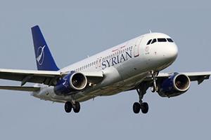 السورية للطيران تحصل على شهادة