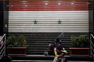 إغلاق أكثر من 360 محل تجاري و خدمي في دمشق خلال 10 أيام