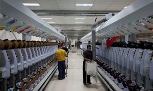 ارتفاع مبيعات الشركة العامة للخيوط القطنية الى 1.6 مليار ليرة في الربع الاخير من 2012