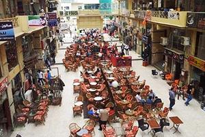 الموقع: 30 ألف رجل أعمال سوري في مصر.. ومصانع النسيج السورية تنتج أكثر من 10 ملايين قطعة شهرياً