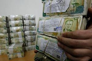 ارتفاع مستوى التضخم في سورية 766 بالمئة منذ بدء الأزمة