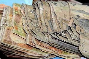 المصرف المركزي يستبدل أكثر من 3.6 مليون ليرة بدل أوراق مشوهة