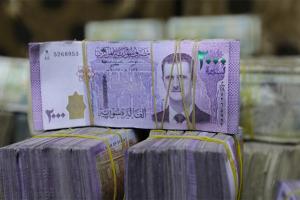 نحو 929 مليار ليرة إجمالي قيمة ودائع البنوك السورية منذ بداية العام الحالي..و6.2 ملياراً الإيداعات اليومية