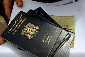 إدارة الهجرة: انخفاض منح جوازات السفر من 6 آلاف إلى ألفين يومياً في سورية