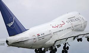 السورية للطيران تعوض خسائرها برفع أجور الشحن الجوي