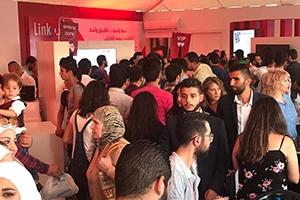 سيريتل تطرح ثلاث عروض خاصة لزبائنها خلال معرض دمشق الدولي