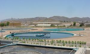شركات إيرانية و ماليزية وصينيه في طريقها  لتنفيذ محطات معالجة  الصرف الصحي