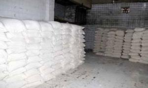 حماية المستهلك تضبط 80 طن من الأقماح المعدة للتهريب