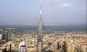 تعمير تدشّن أعلى برج سكني في العالم بارتفاع 414 متر