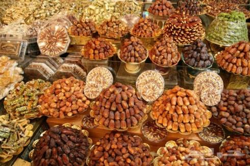 تقرير: ارتفاع أسعار التمور في الأسواق السورية قبيل شهر رمضان