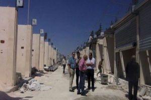 يوفر 600 فرصة عمل..إنجاز 80% من سوق طريق الحرير في حلب