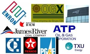 أكبر 10 شركات في مجال الطاقة تعلن إفلاسها وتصدرتها شركة