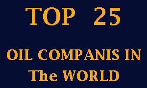 قائمة أكبر 25 شركة نفطية في العالم وأرامكو السعودية  بالصدراة بـ 12.5 مليون برميل