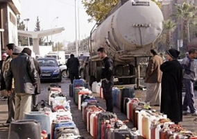 في دير الزور.. بحث آلية توزيع مازوت التدفئة للمواطنين