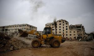 شركة ( أورال فافوغون زافود) الروسية : سورية تنوي استيراد جرافات ثقيلة من روسيا