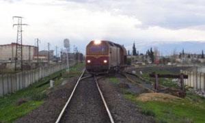 858 مليوناً أضرار الخطوط الحديدية السورية منذ بداية 2012