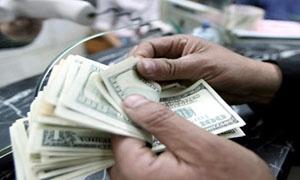 لليوم الثالث على التوالي سعر صرف الدولار مقابل الليرة 59.81 للشراء