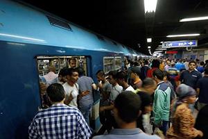مصر ترفع أسعار تذاكر المترو 250 بالمئة