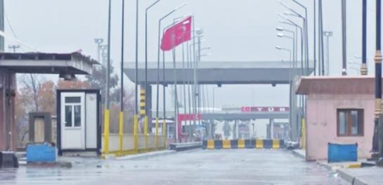 تركيا تغلق معبرا مع كردستان العراق