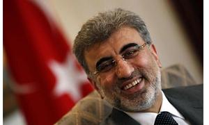 وزير الطاقة التركي: 6 مليارات دولار مشترياتنا من النفط الايراني في 2012
