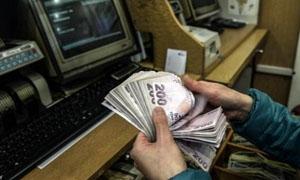 ليرة تركيا تهبط لأدنى مستوى أمام الدولار