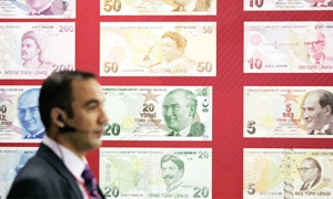 وزير المالية التركي:خروج نحو 5 مليارات دولار خلال 42 يوما